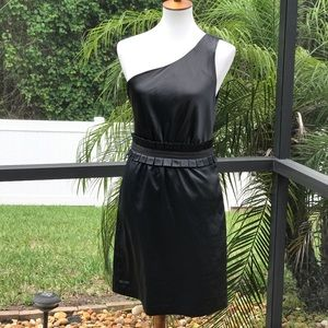 The Limited One Shoulder Dress